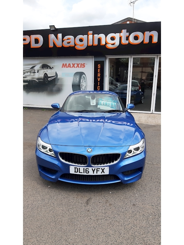 Bmw Z Series Z4 Sdrive20i M Sport Roadster - Large 0
