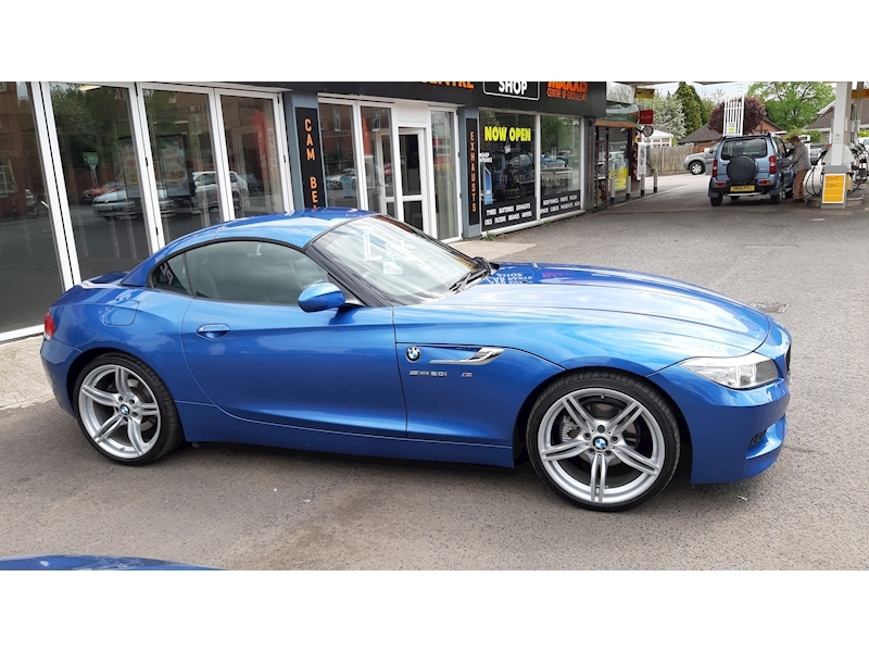 Bmw Z Series Z4 Sdrive20i M Sport Roadster - Large 4