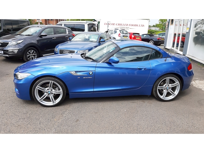 Bmw Z Series Z4 Sdrive20i M Sport Roadster - Large 6