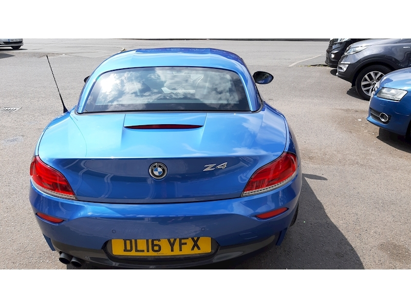 Bmw Z Series Z4 Sdrive20i M Sport Roadster - Large 9