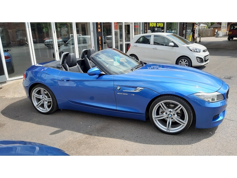 Bmw Z Series Z4 Sdrive20i M Sport Roadster - Large 3