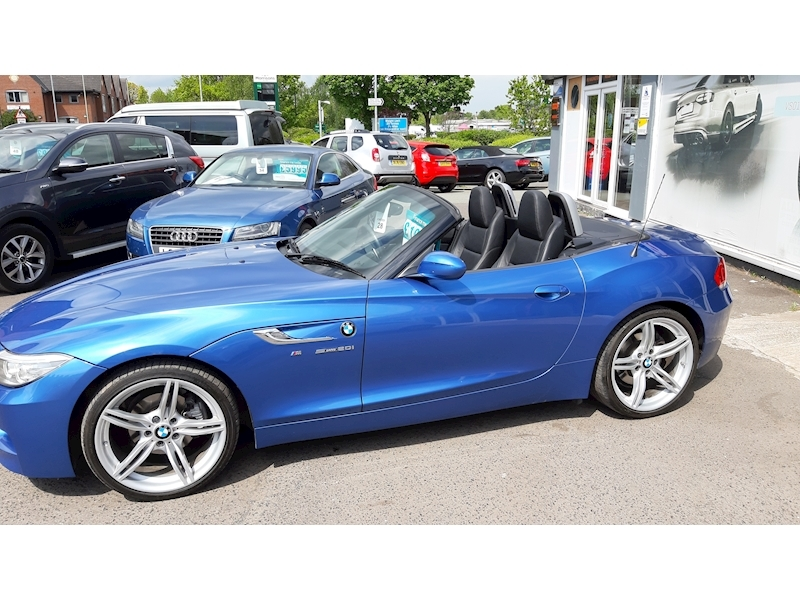 Bmw Z Series Z4 Sdrive20i M Sport Roadster - Large 7