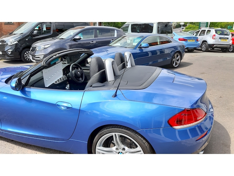 Bmw Z Series Z4 Sdrive20i M Sport Roadster - Large 8