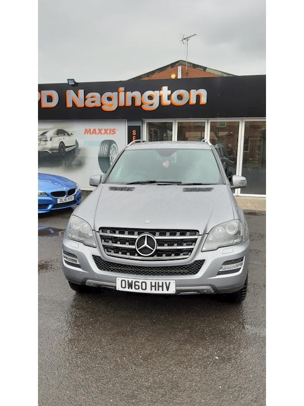 Mercedes-Benz M-Class Ml300 Cdi Blueefficiency Grand Edition - Large 0