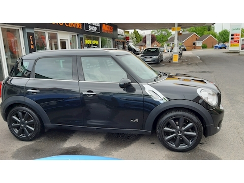 Mini Countryman SOLD Cooper D All4 1.6 5dr Hatchback Manual Diesel