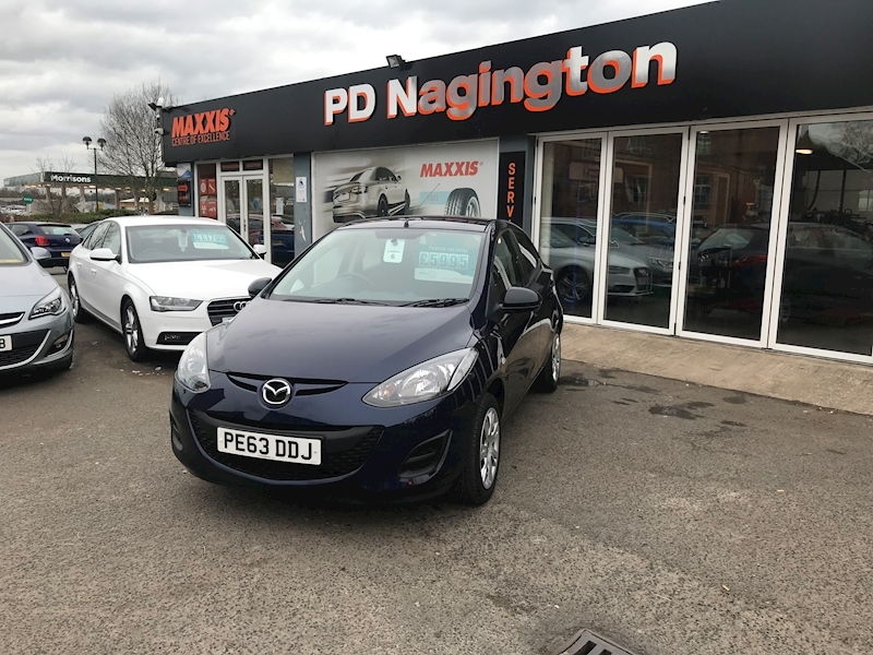 Mazda 2 Ts Hatchback 1.3 Manual Petrol
