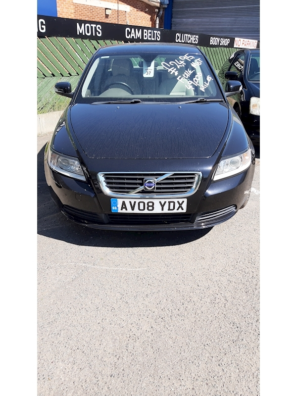 S40/V50 Series S S40 Saloon 1.6 Manual Petrol