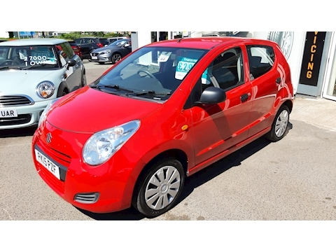Alto SOLD Sz 1.0 5dr Hatchback Manual Petrol