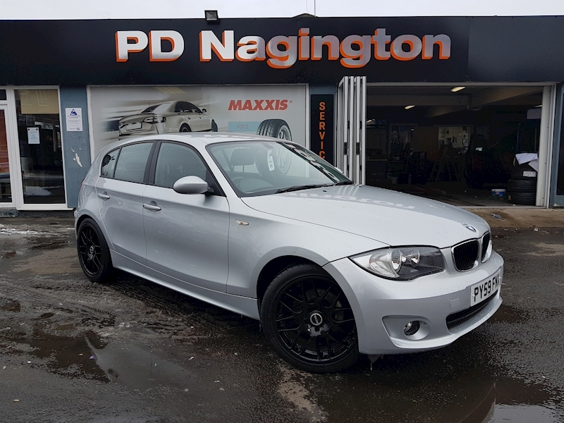 Bmw 1 Series 118D Sport - Large 0