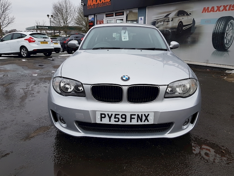 Bmw 1 Series 118D Sport - Large 1