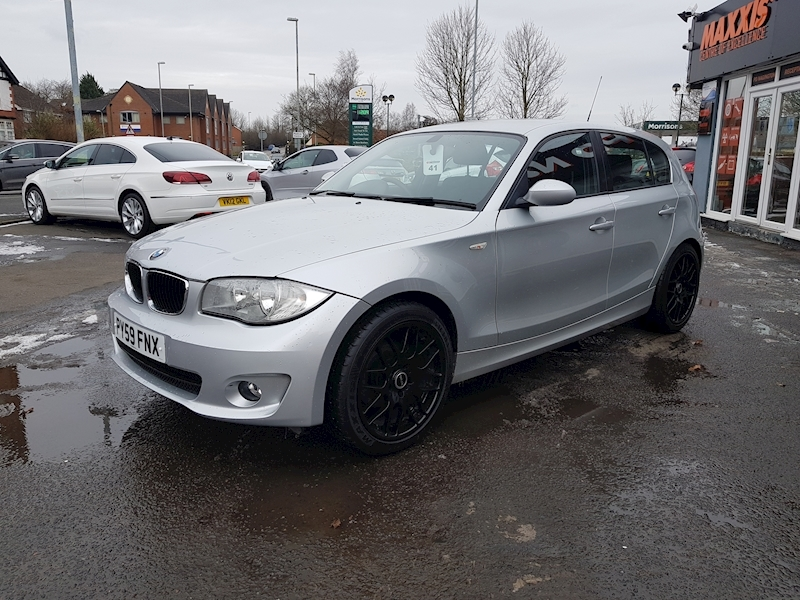 Bmw 1 Series 118D Sport - Large 2
