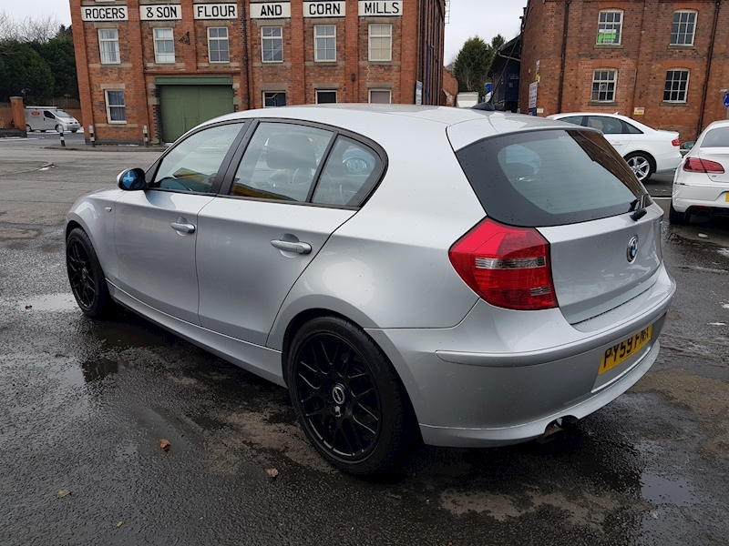 Bmw 1 Series 118D Sport - Large 3