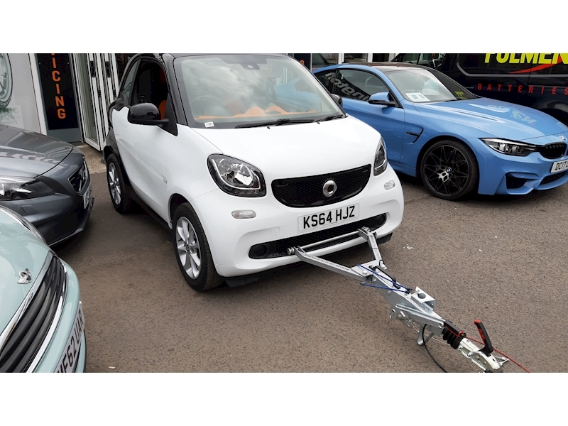 Smart Fortwo Coupe SOLD Passion - Large 1
