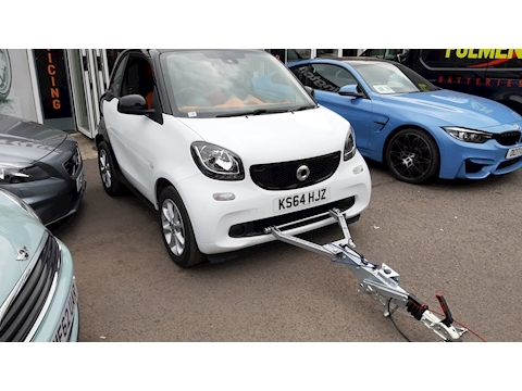 Fortwo Coupe SOLD Passion 1.0 2dr Coupe Manual Petrol