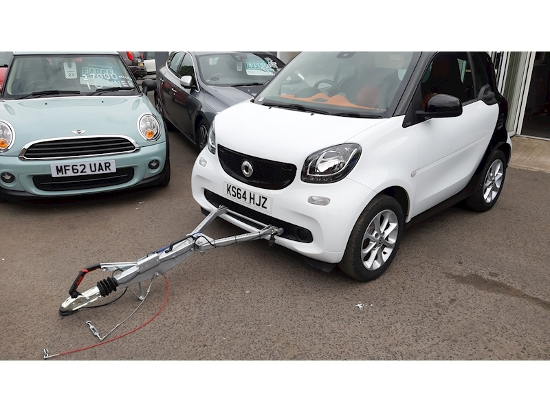 Smart Fortwo Coupe SOLD Passion - Large 2