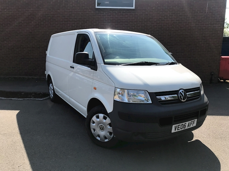 Transporter T30 Swb P/V 104Tdi 1.9 Panel Van Manual Diesel