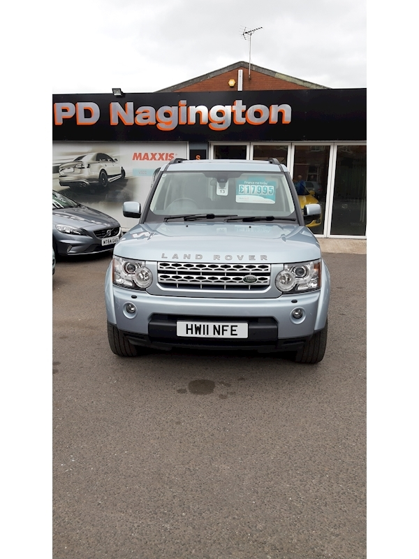 Land Rover Discovery Tdv6 Hse - Large 0