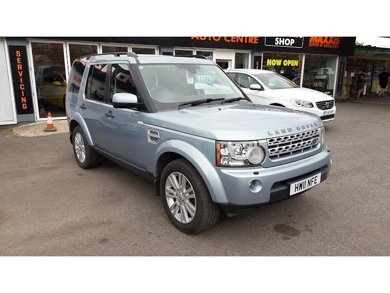 Land Rover Discovery Tdv6 Hse - Large 1