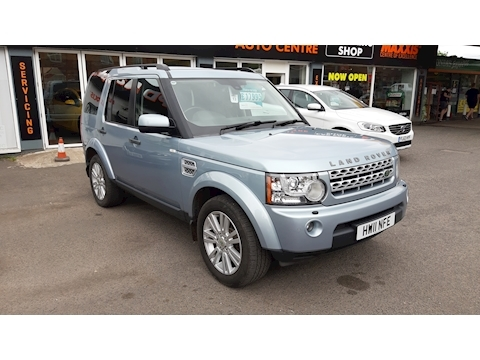 Discovery Tdv6 Hse Estate 3.0 Automatic Diesel