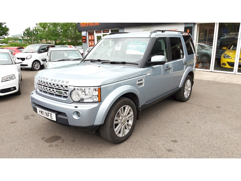 Land Rover Discovery Tdv6 Hse - Large 3