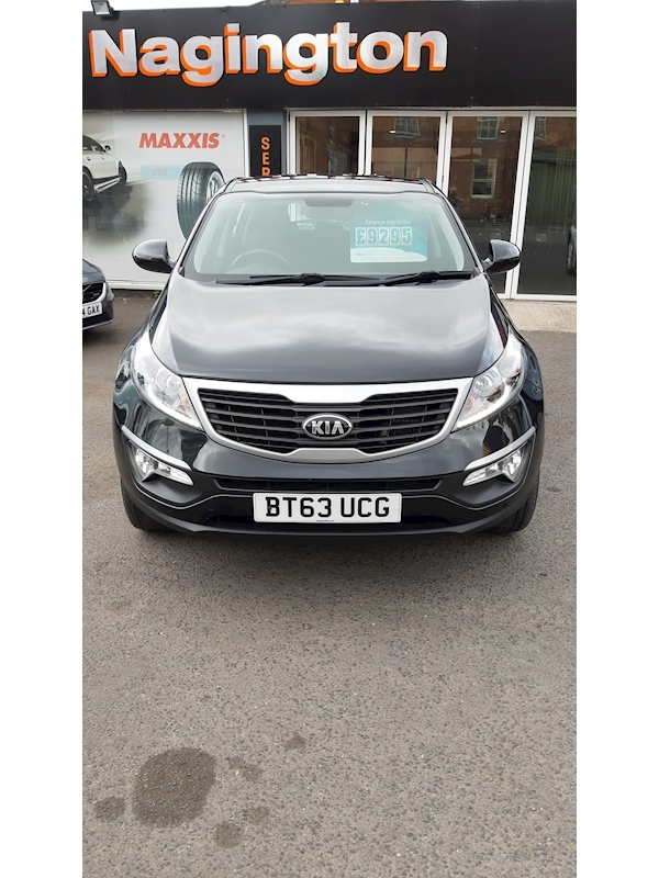 Kia Sportage  SOLD Crdi 1 - Large 0