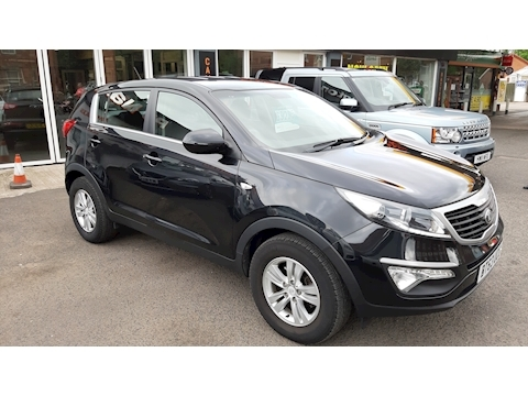 Sportage  SOLD Crdi 1 1.7 5dr Estate Manual Diesel