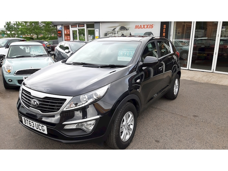 Kia Sportage  SOLD Crdi 1 - Large 3