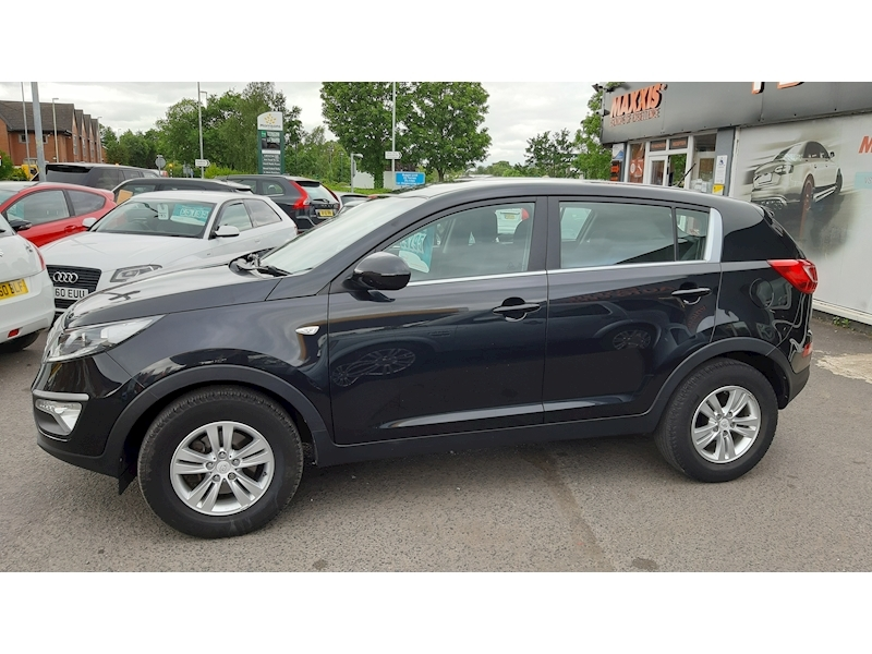 Kia Sportage  SOLD Crdi 1 - Large 4