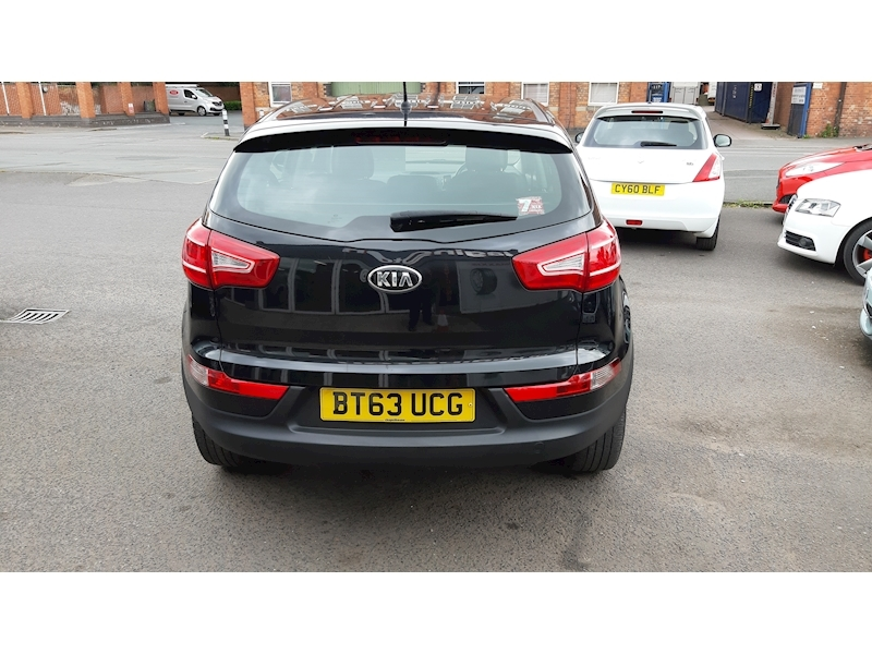 Kia Sportage  SOLD Crdi 1 - Large 5