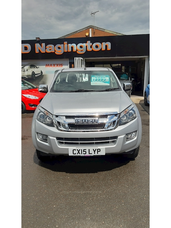 D-Max Td Yukon Dcb Pick-Up 2.5 Manual Diesel