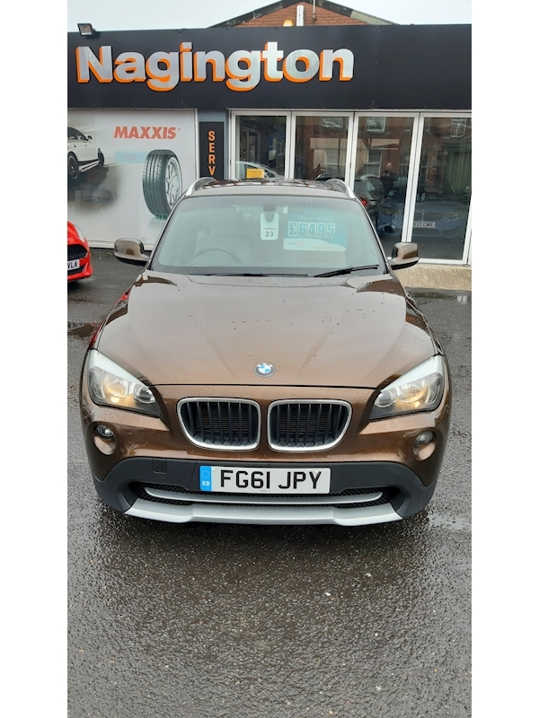 Bmw X1 Sdrive20d Efficientdynamics - Large 0