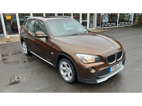 X1 Sdrive20d Efficientdynamics Estate 2.0 Manual Diesel