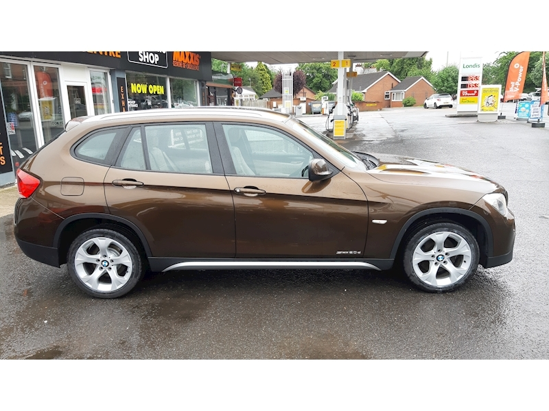 Bmw X1 Sdrive20d Efficientdynamics - Large 2