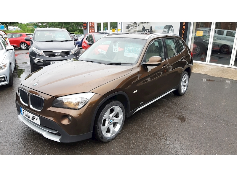 Bmw X1 Sdrive20d Efficientdynamics - Large 3