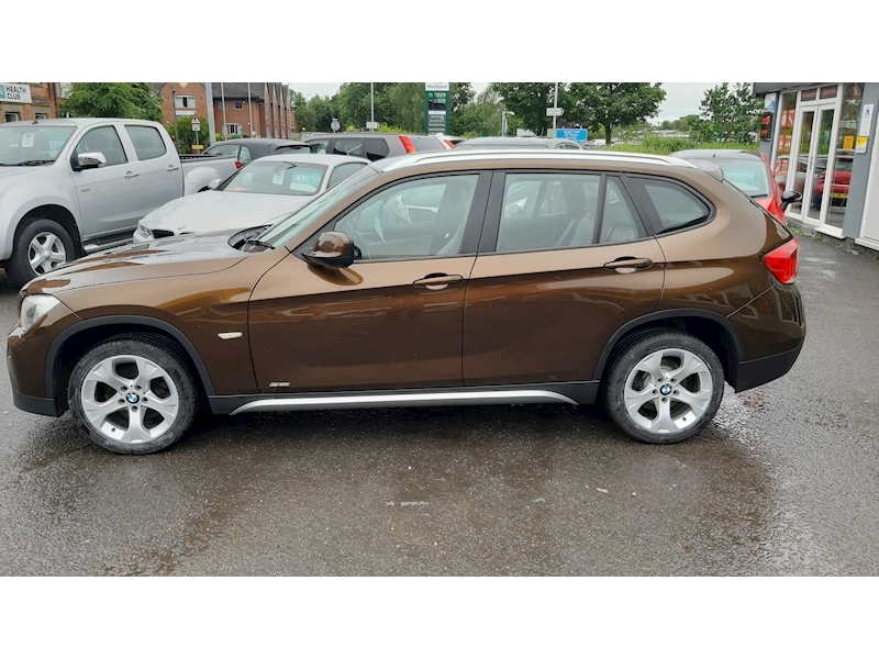 Bmw X1 Sdrive20d Efficientdynamics - Large 4