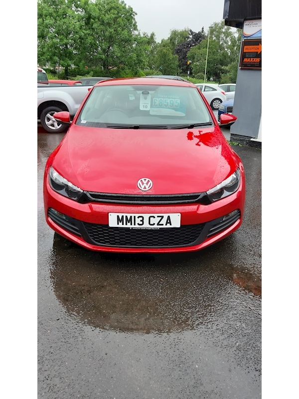 Scirocco  SOLD Tsi 1.4 2dr Coupe Manual Petrol