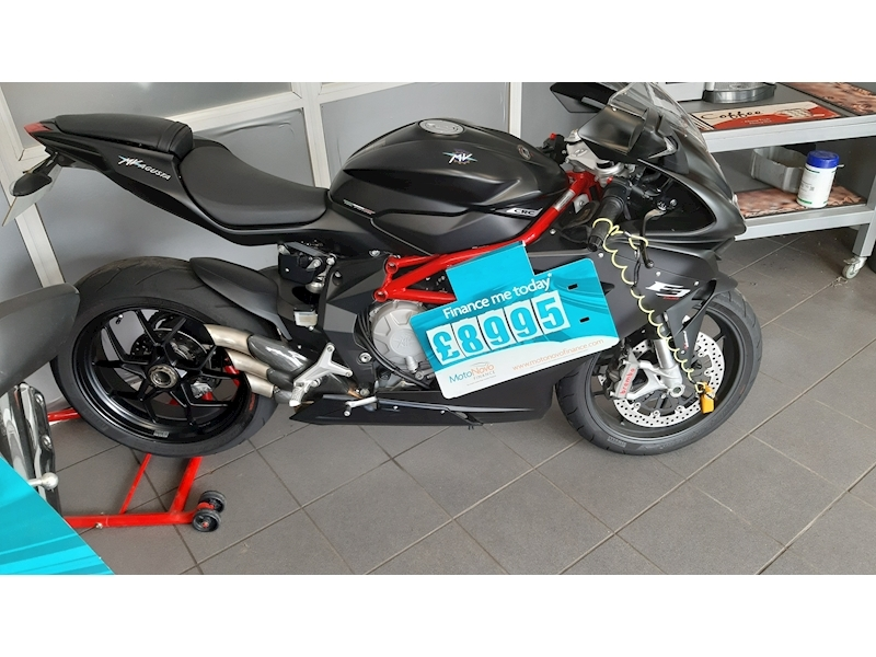 Mv Agusta F3 800 EAS NEW PRICE F3 800 EAS - Large 6