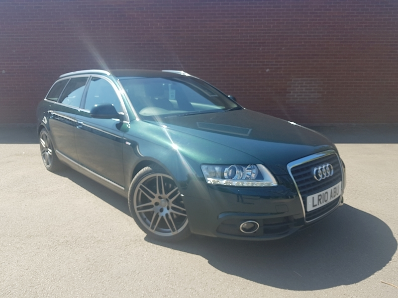 Audi A6 Avant Tdi S Line Special Edition - Large 0