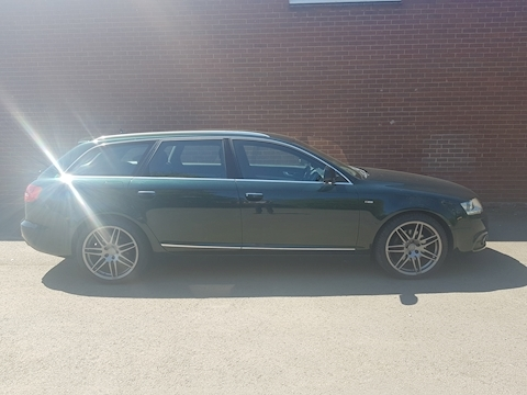 A6 Avant Tdi S Line Special Edition Estate 2.0 Manual Diesel