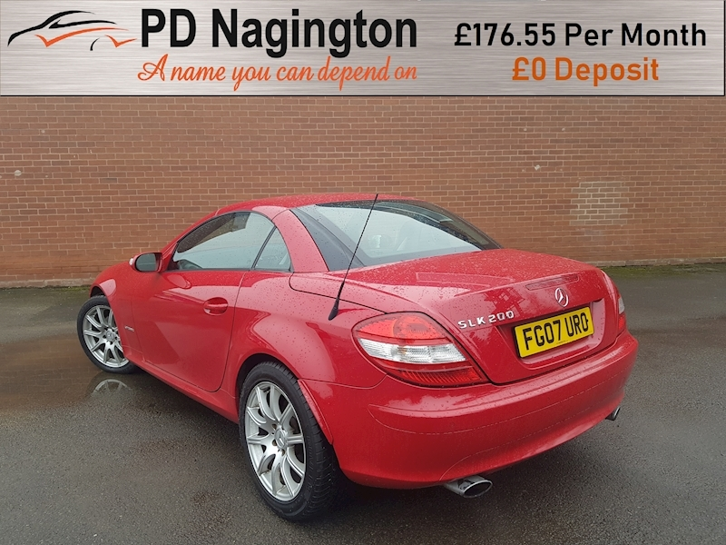 Mercedes Slk 200 Kompressor - Large 5