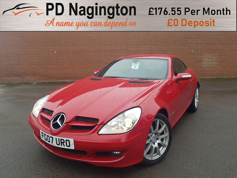 Mercedes Slk 200 Kompressor - Large 7