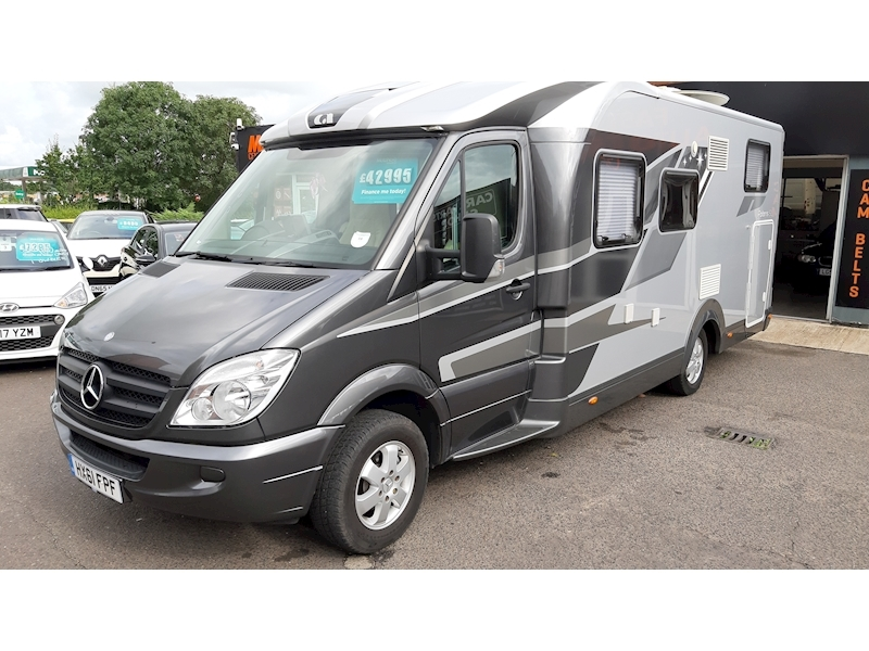 Mercedes-Benz Sprinter MOTORHOME MOTOR HOME - Large 3