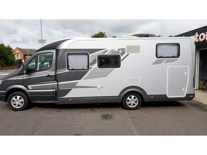 Mercedes-Benz Sprinter MOTORHOME MOTOR HOME - Large 4