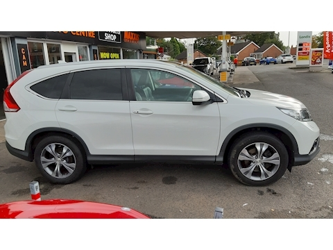 Cr-V I-Dtec Ex Estate 2.2 Manual Diesel