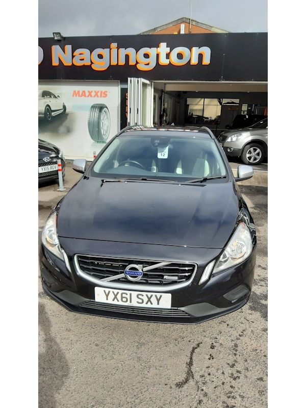 Volvo V60 SOLD D3 R-Design - Large 0