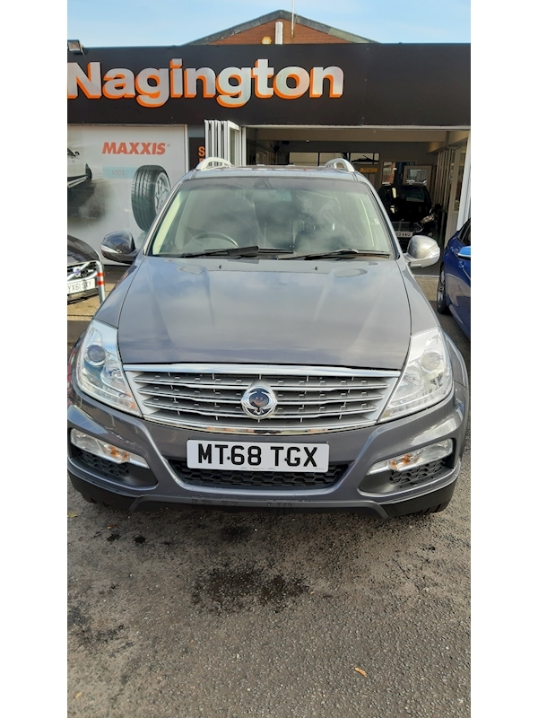 Rexton SOLD Ex 2.2 5dr Estate Automatic Diesel
