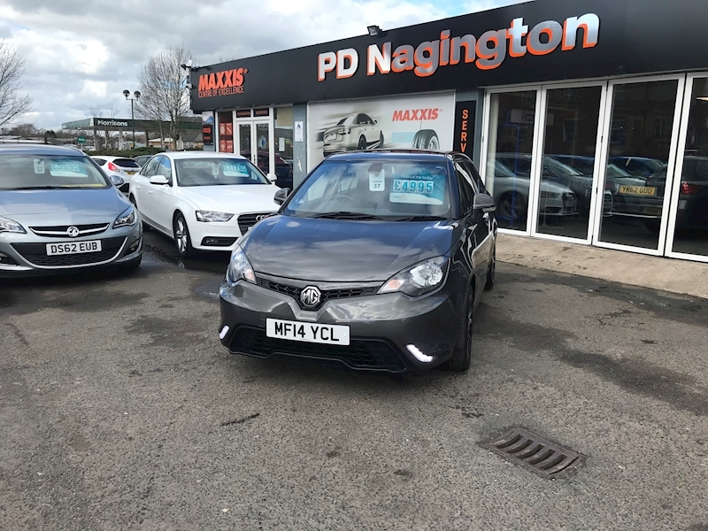 Mg 3 3 Style Vti-Tech Hatchback 1.5 Manual Petrol
