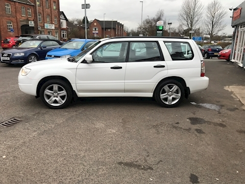 Forester Xc Estate 2.0 Automatic Petrol