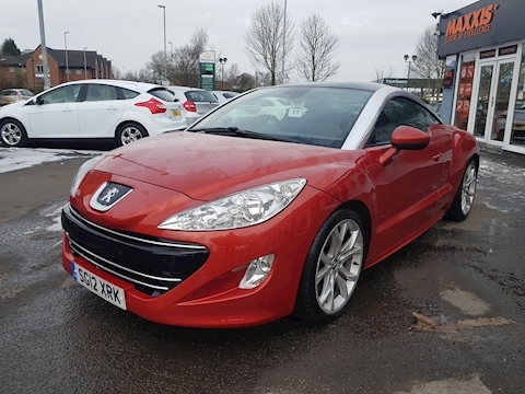 Rcz Hdi Gt Coupe 2.0 Manual Diesel
