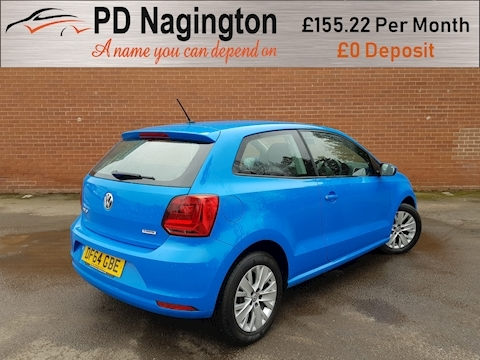 Polo Se Hatchback 1.0 Manual Petrol